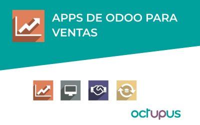 Apps de Odoo para ventas