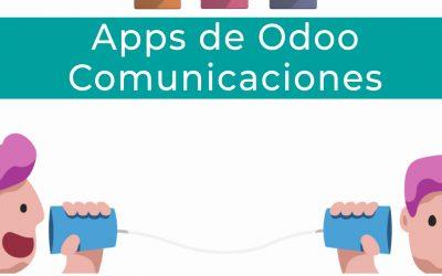 Apps o módulos de Odoo de comunicación