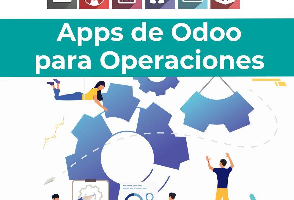 Apps o módulos de Odoo de operaciones