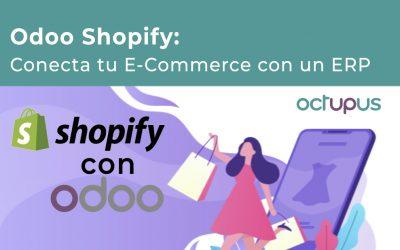 Odoo Shopify: Conecta tu E-commerce con un ERP